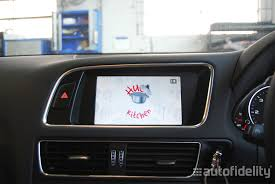 audi a4 mmi integrated tv tuner retrofit to audi mmi system for audi a4 8k