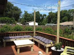 create a simple diy backyard seating area in a weekend project