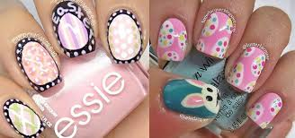 simple easter egg nail art designs u0026 ideas for beginners 2014