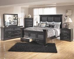 Black Poster Bed First Chop Black Furniture Bedroom
