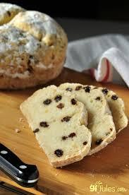 Vegan Gluten Free Bread Machine Recipe Easy Gluten Free Irish Soda Bread Gluten Free Recipes Gfjules