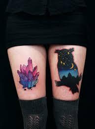 the stylish geometric crystal tattoo for tattoo inspire tattoo a