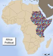 africa map review module nineteen activity one exploring africa