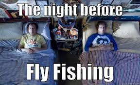 Fly Fishing Meme - the show me fly guy funny fishing memes