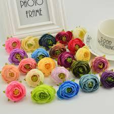 silk mini rose stamens tea bud for needlework home wedding