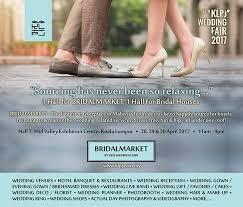 Wedding Gift Kl 18th Klpj Wedding Fair 2018 April 2018 20 22 April 2018 U2013 Mid