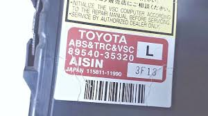 used toyota 4runner computers and cruise control parts for sale
