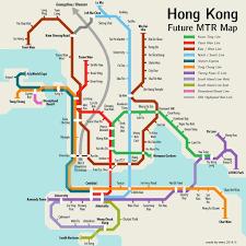 mtr map hongkong future mtr map v2 an updated version as veen flickr