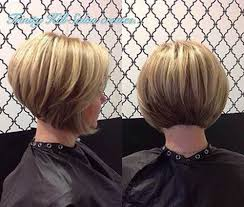 bob hairstyle cut wedged in back view source image short hair cuts for women pinterest