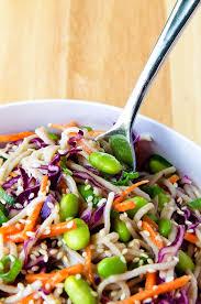 noodle salad recipes rainbow soba noodle salad noming thru life