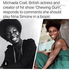 Michaela Meme - michaela coel british actress and empire creator of hit show chewing