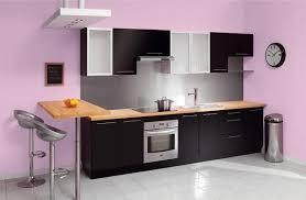 cuisine noir laqué exemple cuisine noir laque brico depot kitchens and inspiration