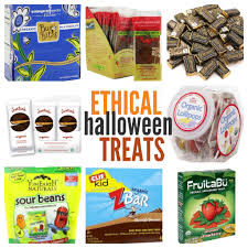 Organic Halloween Treats Ethical Fair Trade Candy Ideas For Halloween Babble