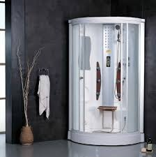 bathroom amusing steam shower ideas for your modern bathroom