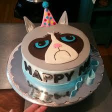 grumpy cat cake wicked fancy cakes pinterest grumpy cat