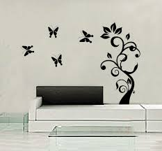 tree diy art butterfly wall decal decor room sticker vinyl home tree diy art butterfly wall decal decor room sticker vinyl