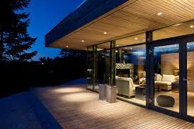 modern cabin gj 9 by gudmundur jonsson architect