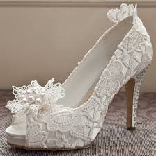 white lace wedding shoes white lace wedding shoes wedding stuff