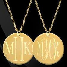 monogram jewlery sandi pointe library of collections