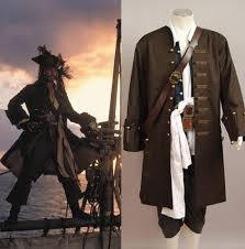 online buy wholesale captain jack sparrow costume from china