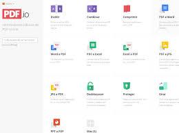 varias imagenes a pdf online pdf io nuevo servicio en la nube para manipular tus archivos pdf
