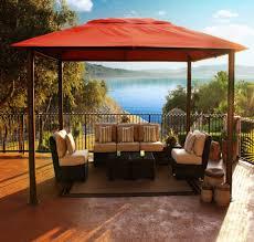 gazebo on patio outdoor fabric gazebo ideas navpa2016