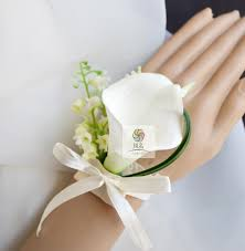 Wrist Corsage Prices Compare Prices On Lily Flower Wrist Corsage Online Shopping Buy
