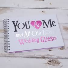 wedding guestbook bright side wedding day guest book wedding planning gifts