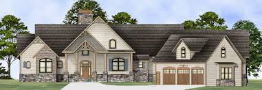 homes with mother in law quarters front elevation of country home theplancollection house plan