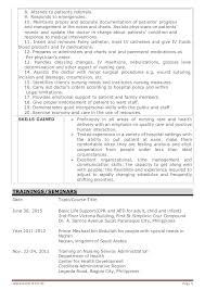 cover letter and curriculum vitae
