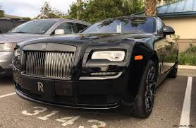 2017 Rolls Royce Black Badge Ghost Ii 22 Photos Inside And Out