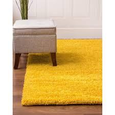 Shag Carpet Area Rugs Shag Rug Shag Rug Yellow High Quality Carpet Polypropylene