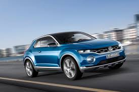 volkswagen jeep vintage new vw t roc concept is a targa top small crossover rival for juke