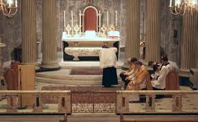 new liturgical movement high mass in the extraordinary form at st