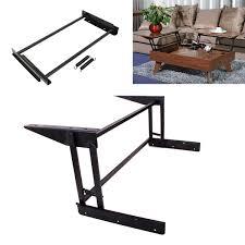 pop up coffee table mechanism