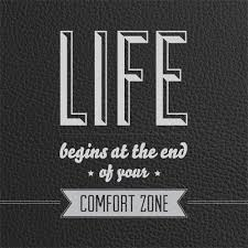 Life Begins Outside Of Your Comfort Zone Week 13 U2013 The Chic Type Blog