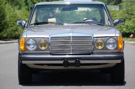 mercedes 300d for sale 1985 mercedes 300d with 22k german cars for sale