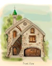 Storybook Cottage House Plans 7 Best House Plan Sketches Images On Pinterest Floor Plans