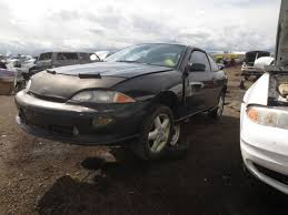 1998 Chevy Cavalier Interior Junkyard Find 1998 Chevrolet Cavalier Z24 The Truth About Cars