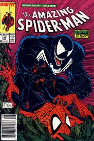 99 best magnificent marvel comics art images on pinterest marvel amazing spider man issue no 316 venom looking menacing what can say