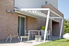 Pergola Roof Cover by Wall Mounted Pergola Aluminum With Sliding Canopy Custom