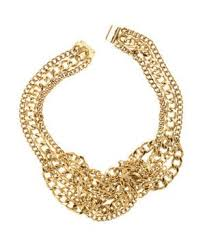 gold chunky necklace images Daily steal chunky gold necklace 20 fashion magazine jpg