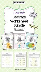 best 25 decimals worksheets ideas on pinterest math fractions