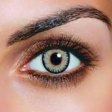 light grey contact lenses triple color gray contacts pair best contact lenses pinterest