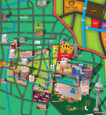 Riverwalk Map 2017 March Rvseniormoments