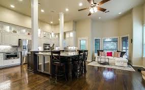 open kitchen with island open kitchen island design open kitchen with wood pillars and large