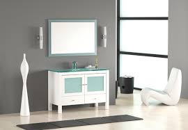 Modern White Bathroom Vanity Modern Bathroom Sinks And Vanities Crafts Home