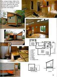 100 tiny cottages floor plans free tiny house plans free