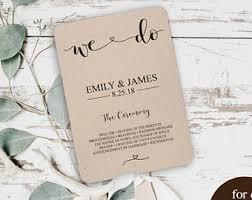 printable wedding program fan template fan wedding programs