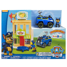 paw patrol adventure bay play table paw patrol spy chase adventure bay townset toys r us exclusive